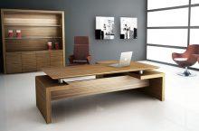 Thiết kế nội thất văn phòng lãnh đạo tại Cần Thơ