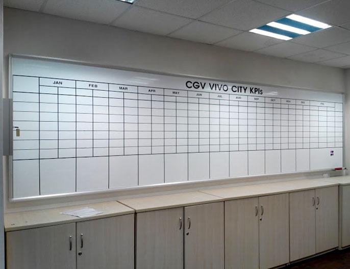 Bảng từ lịch công tác