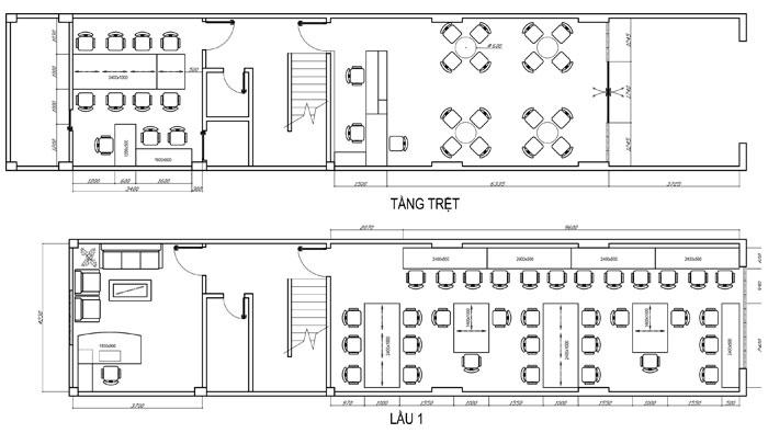 layout noi that van phong DSG
